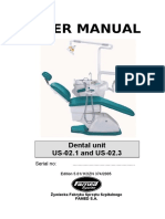 Famed Dental Unit US-02 - User manual.pdf