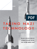O'Reagan Douglas M. -Taking Nazi Technology Allied Exploitation of German Science After the Second World War