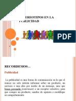 ESTEREOTIPOS EN LA PUBLICIDAD (1)