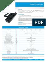 Manual iCLAMPER Energia 8