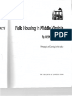Folk Housing Middle Virginia