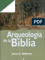 Arqueología de la Biblia - James K. Hoffmeier.pdf