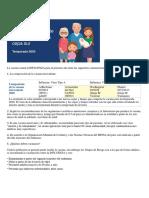La vacuna contra la INFLUENZA 2020