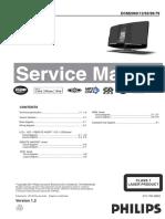 Service Manual Philips DCM2060