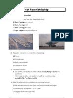 Deel 3 - Het havenlandschap