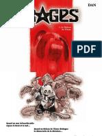 BD Rages Tome 1 (Le rideau de Titane)