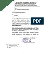 Surat Permohonan Profesi