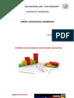 Distribución de Frecuencia Para Variables Cualitativas
