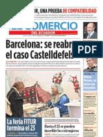 El Comercio del Ecuador Edición 252