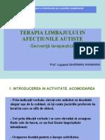 terapie autist.ppt