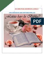 Leiste hoy la Bíblia