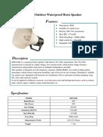 dsp154h-outdoor-waterproof-horn-speaker