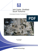 Sheffield Castle Final Archive Report