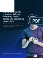 COnsumer content tips marketing