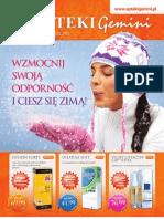 Gazetka Reklamowa Aptek Gemini Styczen Luty 2011
