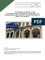 Documento di informazione sui rischi per la salute  e la sicurezza sul lavoro nell'Azienda USL Toscana Centro, e di prevenzione degli incidenti, destinato ai lavoratori dell'Azienda ed ai soggetti ad essi equiparati