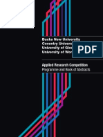 Applied Research Competition