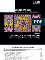 Morocco - Anthology of the Rwayes - Berber music and songs of the Sous Valley.pdf.pdf