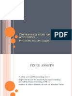 FIXED ASSETS ppt