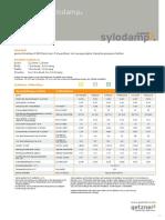 Data Sheet Overview Sylodamp  DE EN