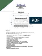SBLCDA4_Specification