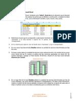 Taller 3 Guía Excel