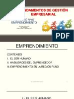 El Emprendimiento Empresarial (1)
