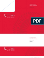 RUTGERS VISUAL Identity_manual
