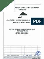 CPOC-GS-PI-0001 Rev 0