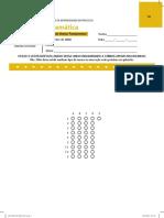 AAP - Matemática - 2º ano do Ensino Fundamental 2020
