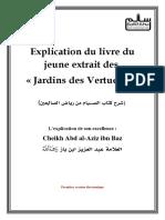 Fr Livre Du Jeune Ibn Baz