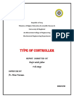 Type of controller