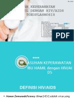 ASKEP IBU HAMIL & TOXOPLASMOSIS