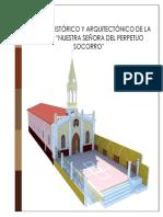 DOSSIER Iglesia Nuestra señora del perpetuo socorro / Iglesia Santa Catalina