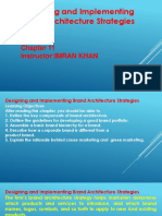 Chapter 11 Brand architecture ppt final