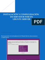 Servidor Web ubuntuServer