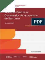 Informe sobre IPC San Juan