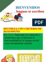 LA ESCRITURA 6TO.pptx