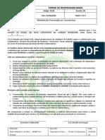 00 - Termo de Responsabilidade - Medidas de Prevenção ao Coronavírus
