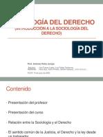 1 Introducción al curso Sociología  del Derecho 2020 (post miércoles) - Antonio PJ.pdf