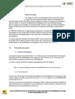RAPPORT D'ACTUALISATION DES OUVRAGES MISSION 21 et 48 BGET (2)