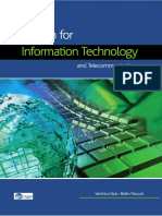 English for Information Technology & Teleccomunications