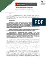 RESOLUCIÓN DEL CONSEJO DIRECTIVO N° 099-2020-SUNEDU-CD