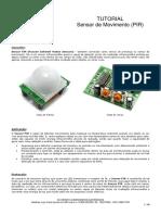 Tutorial Sensor de Movimento - PIR