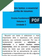 Unidade 5 - Apostila Vol. 4 Do E.F.