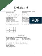 Lektion4