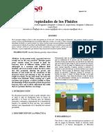 informe laboratorio mecanica 1