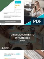PPT- Direccionamiento Estratégico- parte 2 - 3