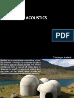 Acoustics (2)