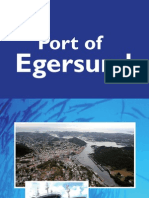 Port of Egersund - Guide to services